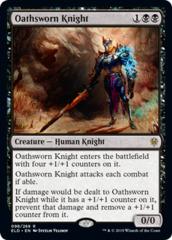 Oathsworn Knight - Foil