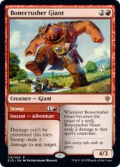 Bonecrusher Giant // Stomp - Foil