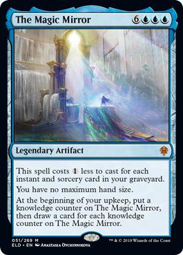 FOIL Mystic Sanctuary Magic Throne of Eldraine ELD MTG NM FREE SHIPPING