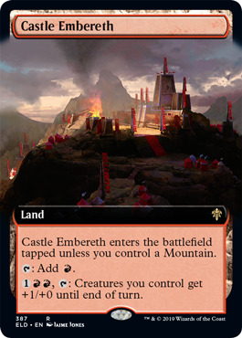 Castle Embereth - Extended Art