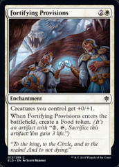 Fortifying Provisions - Foil