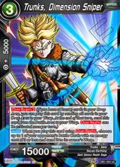 Trunks, Dimension Sniper - DB1-082 - UC