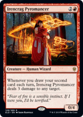 Irencrag Pyromancer - Foil