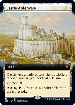 Castle Ardenvale - Extended Art