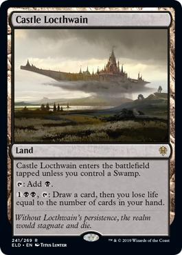 Castle Locthwain - Foil