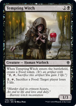 Tempting Witch - Foil