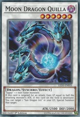 Moon Dragon Quilla - LED5-EN033 - Common - 1st Edition on Channel Fireball