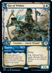 Fae of Wishes (Showcase) - Foil
