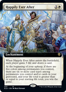 Happily Ever After (Extended Art) - Foil