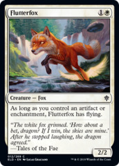Flutterfox