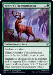 Kenrith's Transformation - Foil