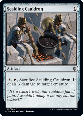 Scalding Cauldron