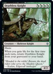 Deathless Knight - Foil