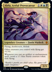 Alela, Artful Provocateur - Collector Pack Exclusive on Channel Fireball