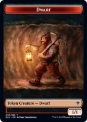Dwarf Token - Foil