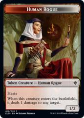 Human Rogue Token - Foil