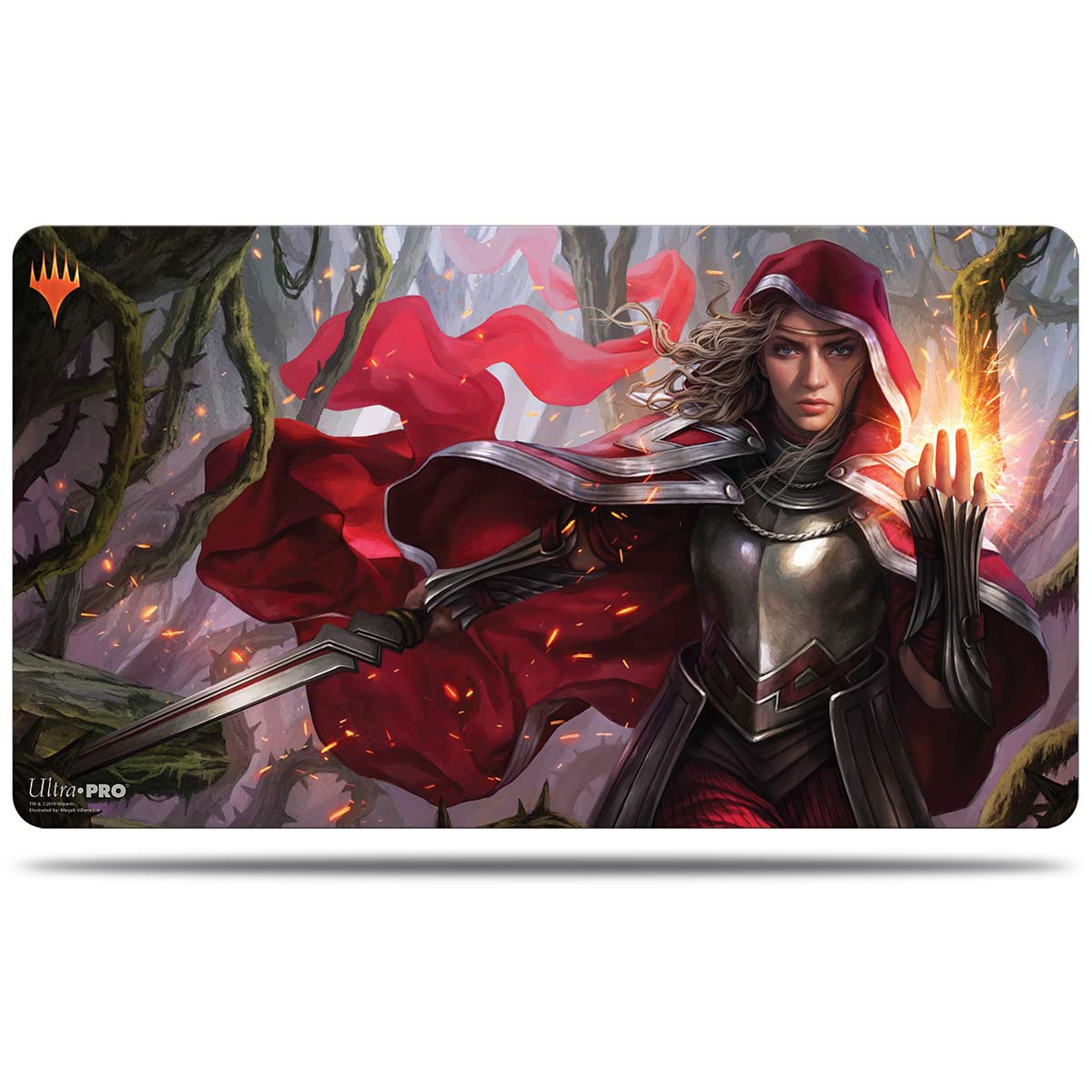 Ultra Pro - Throne of Eldraine - Playmat - Rowan Kenrith