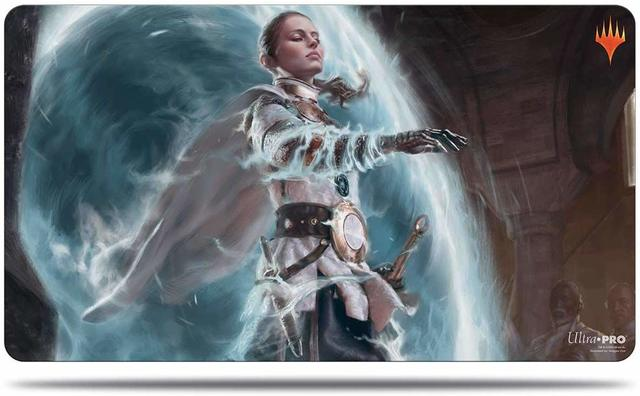 M306 - Ultra Pro - Throne of Eldraine - Play Mat - Worthy Knight