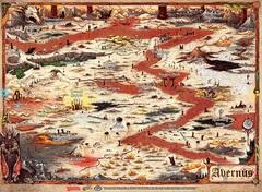 D&D Baldur's Gate: Descent Into Avernus–Avernus Poster Map