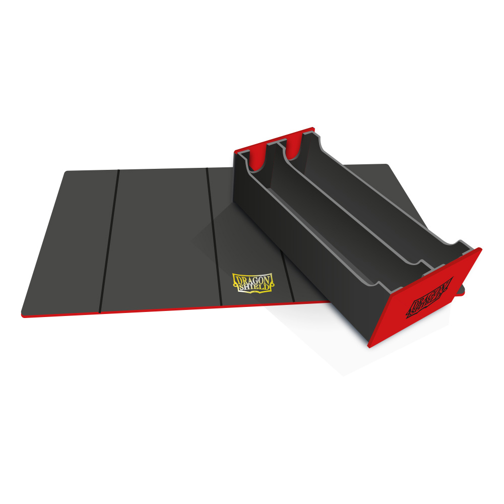 Dragon Shield: Magic Carpet XL - Red
