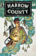Tales From Harrow County: Deaths Choir #1 (Of 4) (Cover A - Franqu)