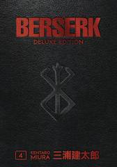 Berserk Deluxe Edition Hardcover Vol 04 (Mature Readers)