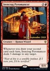 Irencrag Pyromancer - Foil Prerelease Promo
