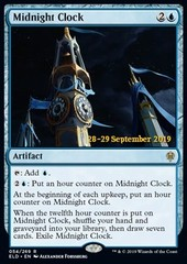 Midnight Clock - Foil Prerelease Promo