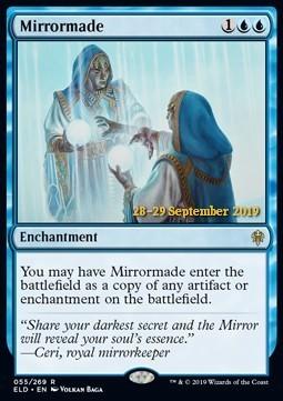 Mirrormade - Foil Prerelease Promo