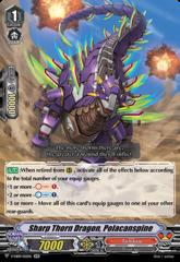 Sharp Thorn Dragon, Polacanspine - V-EB09/012EN - RR
