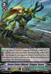 Seven Colors Mutant, Stagger Seven - V-EB09/016EN - RR