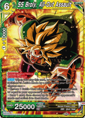 SS Broly, All-Out Assault - EX08-06 - EX