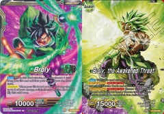 Broly // Broly, the Awakened Threat (Alternate-Art) - P-092 - PR