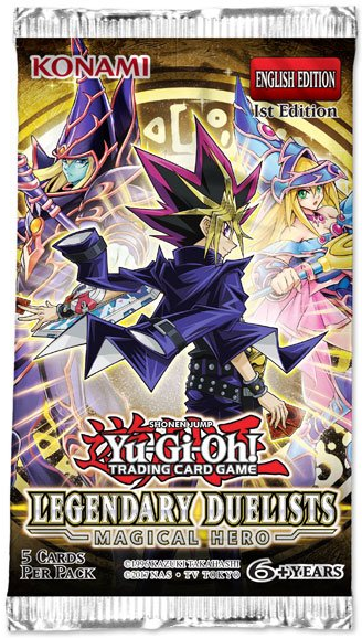 Legendary Duelists: Magical Hero Booster Pack (Unlimited)
