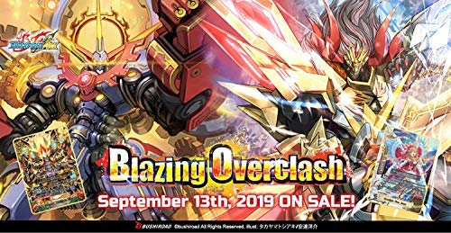 Ace Booster Pack Alt. Vol. 2 Blazing Overclash Booster Box