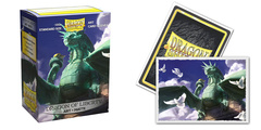 Dragon Shield 100ct Standard Sleeves - Matte Dragon of Liberty