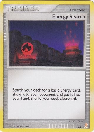 [DEPRECATED] Energy Search - 8/11 - Common - Reverse Holo