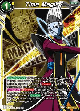 Time Magic - BT5-101 - PR