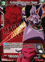 Furthering Destruction Champa - BT1-005 - PR