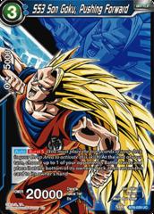 SS3 Son Goku, Pushing Forward - BT6-029 - PR