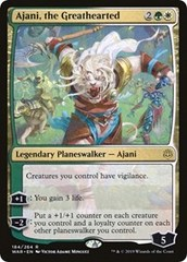 Ajani, the Greathearted - Promo Pack