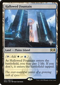 Hallowed Fountain - Promo Pack