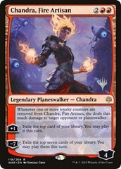 Chandra, Fire Artisan - Foil - Promo Pack