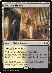 Godless Shrine - Foil - Promo Pack
