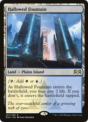 Hallowed Fountain - Foil - Promo Pack