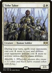 Tithe Taker - Foil - Promo Pack
