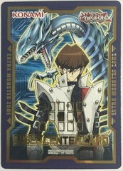 Seto Kaiba & Blue-Eyes White Dragon Field Center Card - Duel Devastator