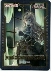 Ghost Belle & Haunted Mansion (Alternate Art) Field Center Card - Duel Devastator