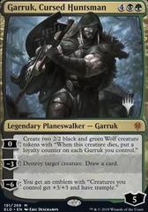 Garruk, Cursed Huntsman - Foil