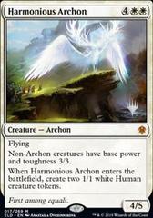 Harmonious Archon - Foil - Promo Pack